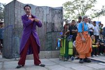 ٩ نمایش در بخش خارجی و مرور جشنواره تئاتر مریوان اجرا می شود