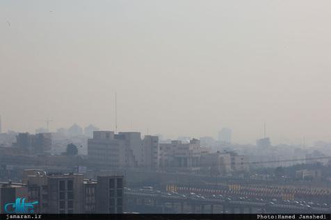 کمیته اضطرار آلودگی هوای تهران فردا تشکیل میشود
