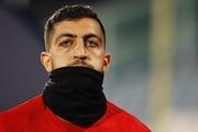 مجید حسینی در تیم منتخب هواداران ترابوزان+عکس