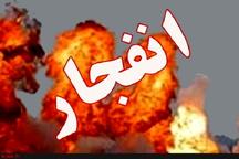 مصدومیت 7 نفر در انفجار گاز خانگی در شهرستان بناب