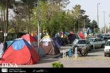 بیش از 73 هزار گردشگر در باشت اقامت کردند