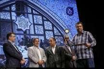 عکاس ایرنا برگزیده جشنواره ایثار و شهادت شد