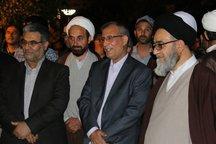 برپایی خیمههای معرفت در هشت نقطهی کلانشهر تبریز