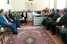 نمین شهر بعنوان شهر پاک در جریان تبلیغات انتخاباتی انتخاب شد