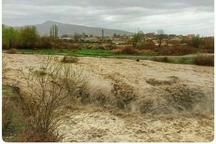 استقرار تیم های امدادی در مناطق سیل زده آذربایجان غربی