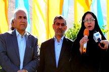 درختکاری در  کوه نخودی اصفهان رافع تهدیدهای زیست محیطی است