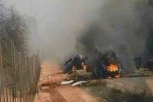 پاسخ حزب الله به رژیم صهیونیستی: یک خودروی نظامی اسراییلی را هدف قرار دادیم/ جلسه نتانیاهو لغو شد/ حزب الله: این پاسخ متعلق به ترور دو رزمندهی حزب الله در سوریه بود و حساب پهپادهای ضاحیه جداست