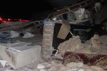 انفجار گاز منزل مسکونی در خرمدشت یک کشته و چهار مصدوم به جا گذاشت