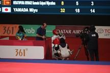 ناهید کیانی: جواب تلاشهایم مدال طلا بود/ اگر ضربه آخرم میگرفت نتیجه این نمیشد