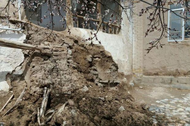 رئیس کمیته امداد امیرآباد دامغان: منازل تخریبی مددجویان بیمه بود