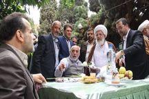 آیین تجلیل از جانبازان یزدی دفاع مقدس برگزار شد