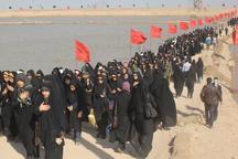 500 دانشجوی دختر سیستان و بلوچستان به اردوی راهیان نور اعزام شدند