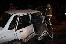 تصادف در جاده قطرویه - سیرجان هفت کشته داشت