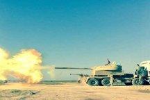 عکس/  عجیب ترین تانک جهان در موصل