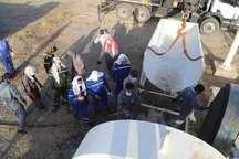 پیگرانی 462 کیلومتر خط لوله هفتم سراسری منطقه شش عملیات انتقال گاز