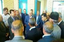 اولین اتحادیه تعاونی های آب بران لرستان در سلسله بهره برداری شد