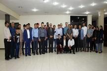 عملیات غیرصنعتی صنایع پتروشیمی میزبان افطارخبرنگاران ماهشهر+ عکس
