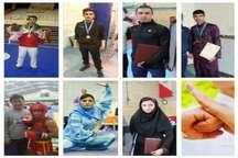 هفت ووشوکار قزوینی به رقابت های انتخابی تیم ملی اعزام می شوند