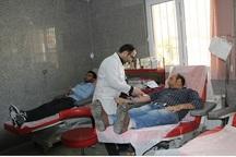 اهدای خون در میاندوآب 20 درصد افزایش یافت