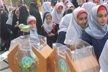 جشن عاطفه ها در800 مدرسه  استان بوشهر
