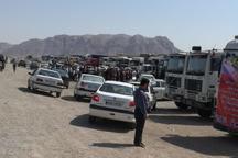 کامیون داران شهرضا خواستار رسیدگی به مشکلات صنفی خود شدند