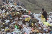 زباله های روستایی در خلخال ساماندهی می شود