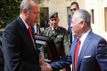 آیا ایران اردوغان را برای انتقال پیام درباره سوریه واسطه کرد؟ / اردن باید روابط خود را با تهران بهبود بخشد