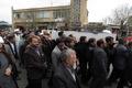 پیکر حجت الاسلام اصغرپور در قزوین به خاک سپرده شد