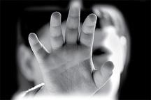 یک مورد کودک آزاری در ساوه کودک 6 ساله در کماست