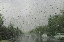 میزان بارش ها در آران و بیدگل 300 درصد افزایش یافت