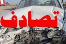 سانحه رانندگی در گنبدکاووس یک کشته برجا گذاشت
