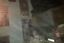 مواد محترقه دست ساز  عامل انفحار خانه مسکونی در اردبیل    7 نفر کشته 4 نفر مصدوم