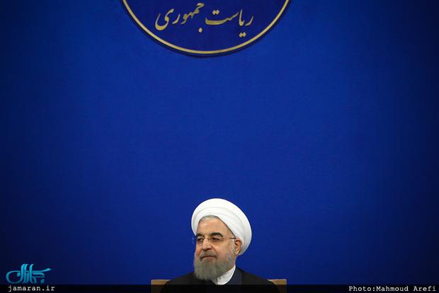 بررسی عملکرد سال گذشته و برنامه های سال جدید 4 معاون رئیس جمهور با حضور روحانی