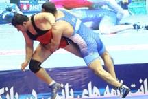 ایران قهرمان مسابقات کشتی آزاد جام تختی شد