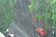 تداوم بارشهای رگباری خراسان رضوی تا چهارشنبه آینده