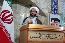 امام جمعه چهارباغ : دشمنان درصدد به حاشیه بردن مساله فلسطین هستند