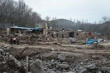 خانه های روستاهای فاقد طرح هادی در برابر سیل آسیب پذیرترند
