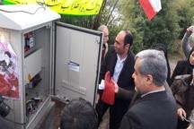 هشت طرح عمرانی در بخش مرکزی لاهیجان به بهره برداری رسید