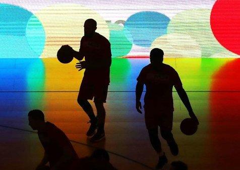 پیروزی تیم ملی ایران در مسابقات بسکتبال جام ویلیام جونز