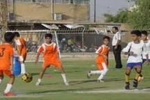 بویراحمد قهرمان فوتبال دانش آموزان کهگیلویه و بویراحمد شد
