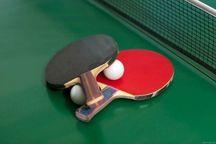 تهران قهرمان تور تنیس روی میز دختران کشور در قم شد