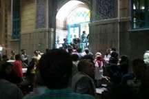 شعبه حسینیه ارشاد دوباره باز شد