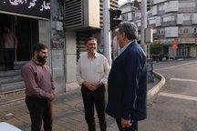 بازدید سرزده شهردار تهران از روزنامه جوان + عکس