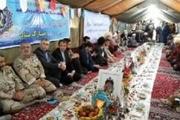 فرمانده مرزبانی ناجا: مردم نماد مرزبانی جمهوری اسلامی هستند