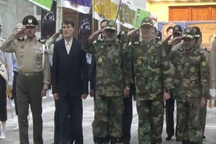 فرماندهان نیروهای مسلح با آرمان های امام راحل تجدید میثاق کردند