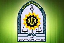 سارقان خودرو کامیون در شهرستان رباط کریم دستگیر شدند