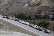 تردد خودروها در محورهای ارتباطی لرستان از مرز سه میلیون گذشت