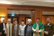 جهان از رهبر ایران حرف شنوی دارد  تنوع رنگ و مذهب در ایران الگویی برای اتحاد است