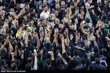 استان لرستان همزمان با سراسر کشور در اربعین حسینی غرق در ماتم شد