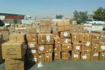 29 میلیارد ریال کالای قاچاق در دشتستان کشف شد